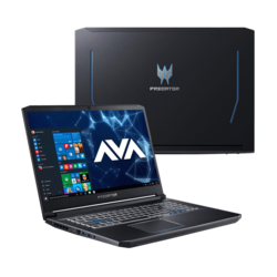 "- Acer Predator Helios 300 PH317-53-77X3, 17.3"" FHD 144Hz, Core™ i7-9750H, NVIDIA® GeForce RTX™ 2070 Graphics Gaming Laptop"