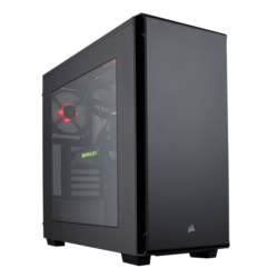 Workstation PC - Intel 8th Gen Coffee Lake Core™ i3 / i5 / i7, B360 Chipset, Tower Workstation PC