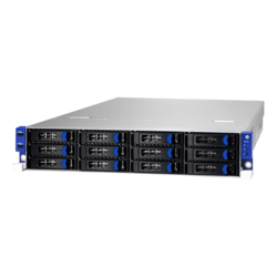 Storage Server - Tyan Thunder SX TN70EB7106 (B7106T70EV12HR), Intel® Xeon® Scalable Processors, SAS/SATA, 2U Storage Server Computer