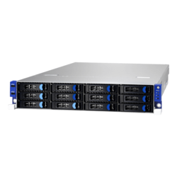 Storage Server - Tyan Thunder SX TN70EB7106 (B7106T70EV8E4HR), Intel® Xeon® Scalable Processors, SATA/NVMe, 2U Storage Server Computer