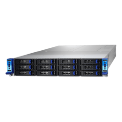 2U Rack Server - Tyan Thunder CX TN200B7108-X4L (B7108T200X4-220PV3HR), Intel® Xeon® Scalable Processors, SATA, 4-Node 2U Rackmount Server Computer