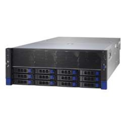 4U Rack Server - Tyan Thunder HX FT83-B7119 (B7119F83V12HR-2T-N), 2nd Gen Intel® Xeon® Scalable Processors, SATA 4U GPU Rackmount Server