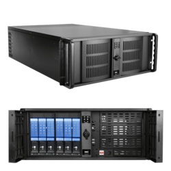 Rackmount Workstation - Intel Xeon® Scalable, C621 Chipset, 3-way GPU 4U Rackmount Workstation