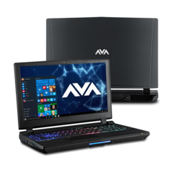 "Gaming Laptop - Clevo P750TM1-G 15.6"" Core™ i7, NVIDIA® GeForce® GTX 1070 G-SYNC Graphics Gaming Laptop"