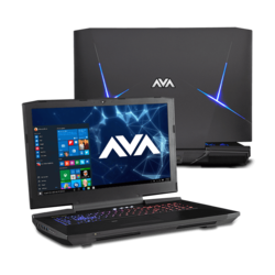 "Gaming Laptop - Clevo P870TM-G 17.3"" Core™ i7, NVIDIA® GeForce® GTX 1080 G-SYNC Graphics Gaming Laptop"