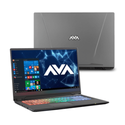 "- Clevo P970EF 17.3"" Core™ i7, NVIDIA® GeForce RTX™ 2070 Max-Q Graphics Gaming Laptop"