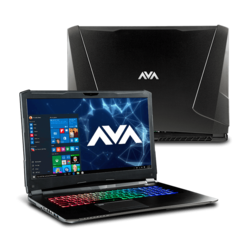 "Gaming Laptop - Clevo PA71ES-G 17.3"" Core™ i7, NVIDIA® GeForce® GTX 1070 G-SYNC Graphics Gaming Laptop"