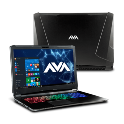 "Gaming Laptop - Clevo PA71ES 17.3"" Core™ i7, NVIDIA® GeForce® GTX 1070 Graphics Gaming Laptop"