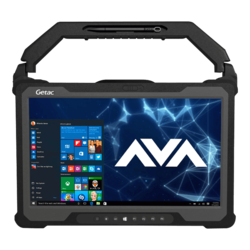 "Rugged Tablet - Getac A140, 14"" HD / Full HD, 128GB / 256GB / 512GB, Rugged Tablet PC (Wi-Fi / Bluetooth / GPS / Ethernet / 4G)"