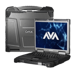 "Rugged Notebook - Getac B300 Core™ i5 / i7 Ultra Rugged Notebook, 13.3"" XGA TFT LCD, Intel UHD Graphics 620"