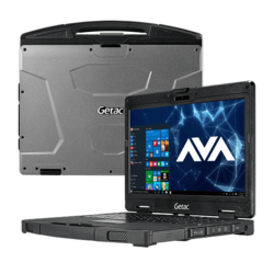 "Rugged Notebook - Getac S410 G2 Core™ i7 / i5 / i3 Semi Rugged Notebook, 14"" Full HD TFT LCD+Touchscreen, NVIDIA® GeForce® GTX 950M 4GB"