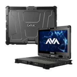 "Rugged Notebook - Getac V110 G4 Core™ i7 / i5 Fully Rugged Notebook, 11.6"" HD LCD+Touchscreen, Intel® HD Graphics 620"