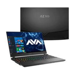 "- Gigabyte AERO 15 OLED XA-7US5130SP, 15.6"" UHD, Core™ i7-9750H, NVIDIA® GeForce RTX™ 2070 Max-Q Graphics Gaming Laptop"
