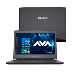 "Gaming Laptop - Gigabyte Aero 14Wv7-BK4 14"" Core™ i7-7700HQ, NVIDIA® GeForce® GTX 1060 6GB Graphics Gaming Laptop"