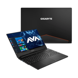 "Gaming Laptop - Gigabyte Aero 15W v8-BK4, 15.6"" FHD 144Hz, Core™ i7-8750H, NVIDIA® GeForce® GTX 1060 6GB Graphics Gaming Laptop"
