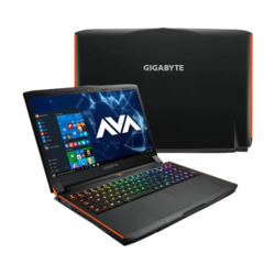 "Gaming Laptop - Gigabyte P56XV7-KL3 15.6"" Core™ i7-7700HQ, NVIDIA® GeForce® GTX 1070 Graphics Gaming Laptop"