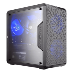 Compact Gaming PC - Intel 8th Gen Coffee Lake Core™ i3 / i5 / i7, H370 Chipset, Compact Gaming PC