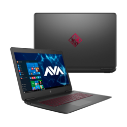 "Gaming Laptop - HP OMEN 17-w210nr 17.3"" Core™ i7-7700HQ, NVIDIA® GeForce® GTX 1050 Ti 4GB Graphics Gaming Laptop"