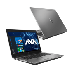 "- HP ZBook 17 G6 8FP67UT#ABA 17.3"" Core™ i9-9880H, NVIDIA® Quadro RTX™ 5000 Graphics Custom Mobile Workstation"