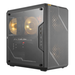 Compact Gaming PC - Intel 8th Gen Coffee Lake Core™ i3 / i5 / i7, B360 Chipset, Compact Gaming PC