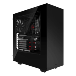 Quiet Gaming Desktop - Intel 8th Gen Coffee Lake Core™ i3 / i5 / i7, H370 Chipset, Quiet Gaming Computer