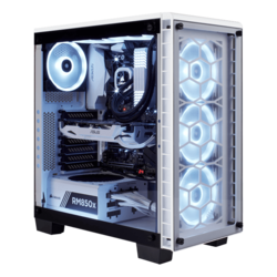 Gaming Desktop - Intel 8th Gen Coffee Lake Core™ i3 / i5 / i7, H370 Chipset, Custom Gaming PC
