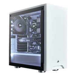 Workstation PC - Intel 8th Gen Coffee Lake Core™ i3 / i5 / i7, H370 Chipset, Tower Workstation PC