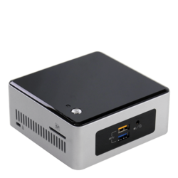 Mini PC - Intel® NUC NUC5PGYH Pentium® N3700 Mini PC