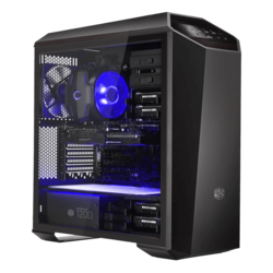 Workstation PC - Intel® Core™ X-series processors, X299 Chipset, 2-way GPU Tower Workstation PC