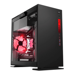 Compact Gaming PC - Intel 7th Gen Kaby Lake Core™ i3 / i5 / i7, Z270 Chipset, 2-way SLI® / CrossFireX™ Compact Gaming PC