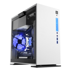 Compact Gaming PC - Intel 8th Gen Coffee Lake Core™ i3 / i5 / i7, Z370 Chipset, 2-way SLI® / CrossFireX™ Compact Gaming PC