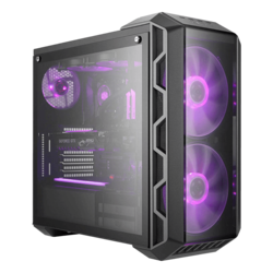 Intel Z370 2-way GPU Tower Gaming Desktop