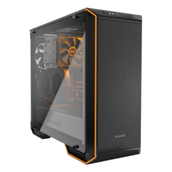 Quiet Gaming Desktop - Intel 8th Gen Coffee Lake Core™ i3 / i5 / i7, Z370 Chipset, 2-way SLI® / CrossFireX™ Quiet Gaming Computer