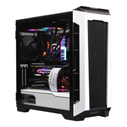 - Intel Core™ Z390 Chipset, 2-way SLI® / CrossFireX™ Custom Barebone Desktop