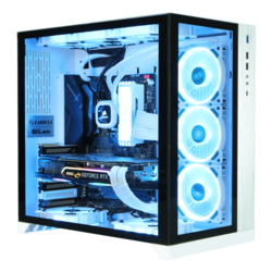 Intel Z390 2-way GPU Tower Gaming Desktop