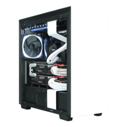 Intel Z390 2-way GPU Quiet Gaming Desktop