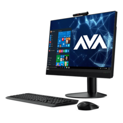 "All-in-One Desktops - Lenovo ThinkCentre M920z 10S60021US, 23.8"" FHD Multi-touch, Intel® Core™ i7-8700 vPro, UHD Graphics 630, All-in-One PC"