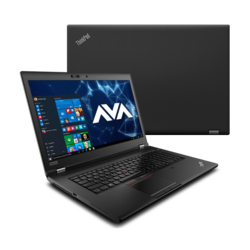 "Workstation Laptop - Lenovo ThinkPad P72 20MB002KUS 17.3"" Core™ i7-8750H, NVIDIA® Quadro P600 Graphics Custom Mobile Workstation"