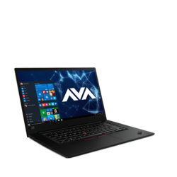 "- Lenovo ThinkPad X1 Extreme (2nd Gen) 20QV000DUS, 15.6"", Core™ i7, GeForce® GTX 1650 Max-Q, Portable Laptop"