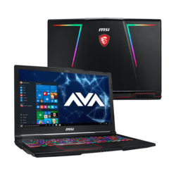 "Gaming Laptop - MSI GE63 Raider RGB-499, 15.6"" FHD 144Hz 3ms, Core™ i7-9750H, NVIDIA® GeForce RTX™ 2080 8GB Graphics Gaming Laptop"