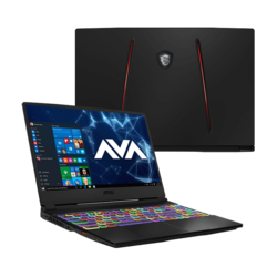 "- MSI GE65 Raider-431, 15.6"" FHD 144Hz, Core™ i7-9750H, NVIDIA® GeForce® GTX 1660 Ti 6GB Graphics Gaming Laptop"