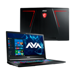 "Gaming Laptop - MSI GE73VR Raider-066 17.3"" Core™ i7-7700HQ, NVIDIA® GeForce® GTX 1070 Graphics Gaming Laptop"
