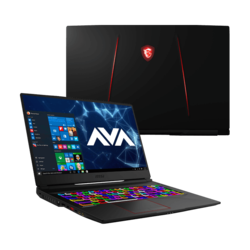 "Gaming Laptop - MSI GE75 Raider-287, 17.3"" FHD 144Hz 3ms, Core™ i7-9750H, NVIDIA® GeForce RTX™ 2060 6GB Graphics Gaming Laptop"