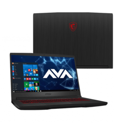 "- MSI GF65 THIN 9SE-013, 15.6"" FHD 120Hz, Core™ i7-9750H, NVIDIA® GeForce RTX™ 2060 6GB Graphics Gaming Laptop"
