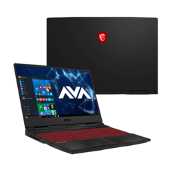 "- MSI GL65 9SD-027, 15.6"" FHD 120Hz, Core™ i5-9300H, NVIDIA® GeForce® GTX 1660 Ti 6GB Graphics Gaming Laptop"