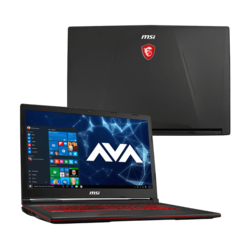 "Gaming Laptop - MSI GL73 8RD-031, 17.3"" FHD, Core™ i7-8750H, NVIDIA® GeForce® GTX 1050 Ti 4GB Graphics Gaming Laptop"