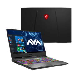 "- MSI GP65 Leopard 9SE-225, 15.6"" FHD 144Hz, Core™ i7-9750H, NVIDIA® GeForce RTX™ 2060 6GB Graphics Gaming Laptop"