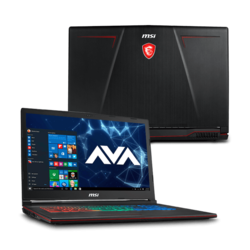 "Gaming Laptop - MSI GP73 Leopard-001, 17.3"" FHD, Core™ i7-8750H, NVIDIA® GeForce® GTX 1050 Ti 4GB Graphics Gaming Laptop"