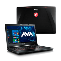 "Gaming Laptop - MSI GS43VR PHANTOM PRO-210 14"" Core™ i7-7700HQ, NVIDIA® GeForce® GTX 1060 6GB Graphics Gaming Laptop"