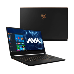 "Gaming Laptop - MSI GS65 Stealth THIN-051, 15.6"" 144Hz FHD, Core™ i7-8750H, NVIDIA® GeForce® GTX 1060 6GB Graphics Gaming Laptop"